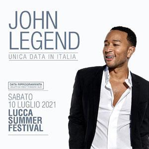 Concerto John Legend Lucca