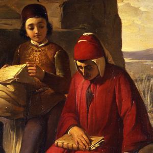 Dante nell'arte dell'Ottocento. Un'esposizione degli Uffizi a Ravenna.