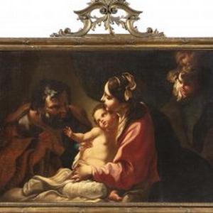 Dono d'amore. La Sacra Famiglia di Maria Callas
