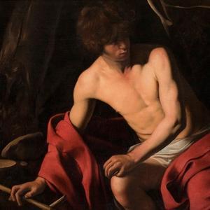 Caravaggio ai Musei Reali
