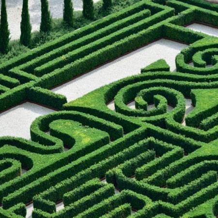 I parchi e i giardini più belli d'Italia