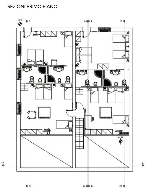 Il design delle strutture ricettive private come for Bed and breakfast design